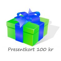 Presentkort 100 kr