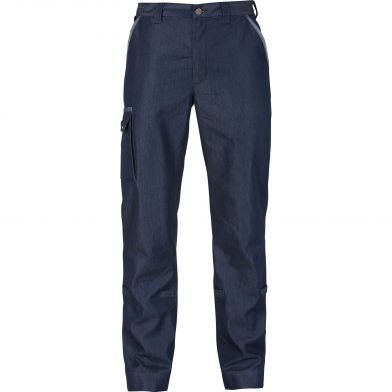 Hejco Soft Denim Unisexbyxa, Riley Denim blå