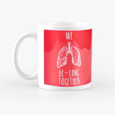 We Be-lung Together Mugg