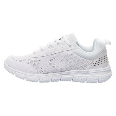 Hummel Crosslite Dot4 White Sneakers