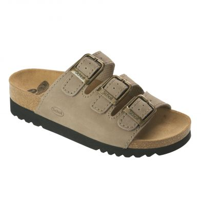 Scholl Rio WG AD Taupe Sandal