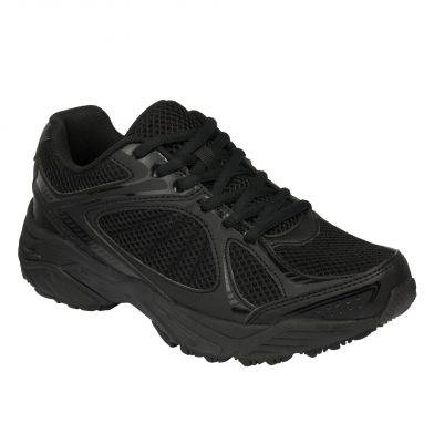 Scholl New Sprinter Allover Black Sneakers