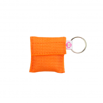 HLR Face Shield Orange