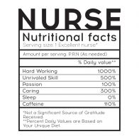 Mugg Nutritional Facts